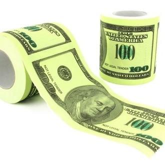 Rotolo Di Carta Igienica Dollaro