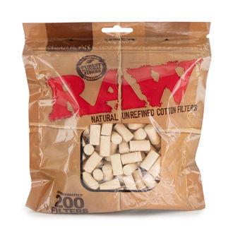 RAW Baumwollfilter (200 Stk)