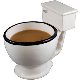 Tazza a forma di WC