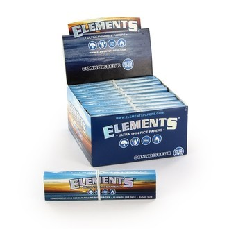 Cartine Elements Connoisseur + Filtri