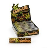 Rolling Papers Cannabis Flavored King Size