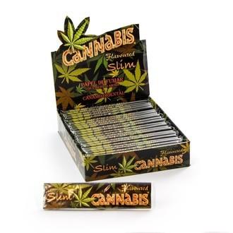 Cartine aromatizzate alla Cannabis King Size
