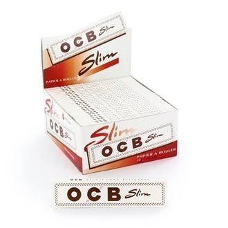 Blättchen OCB Weiß King Size