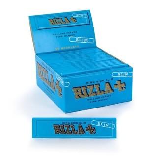 Blättchen Rizla Blau King Size