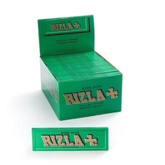 Blättchen Rizla Grün King Size