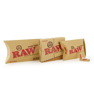 Rolling Tips RAW Pre-rolled