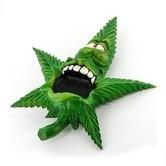 Ashtray Cannabuds Big Leaf
