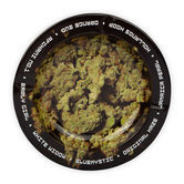 Metal Ashtray Cannabis Buds