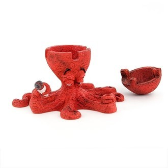 Ashtray Octopus