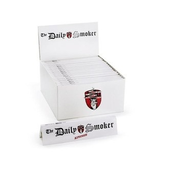 The Daily Smoker Rolling Papers King Size