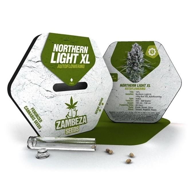 Northern Lights XL Autoflowering (Zambeza) feminized