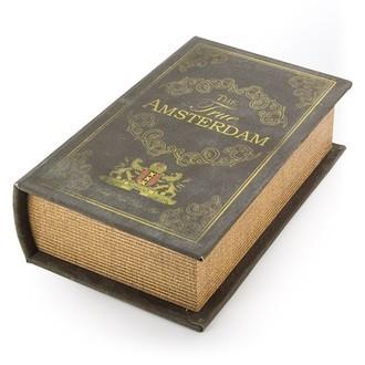 """Libro-Scrigno """"Amsterdam"""""""