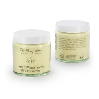 Rosemary Foot Creme (Hemp Line)