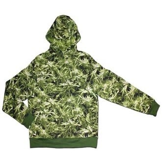 Hoody Hemp Field