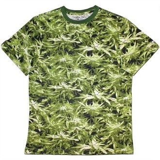 T-Shirt Hemp Field