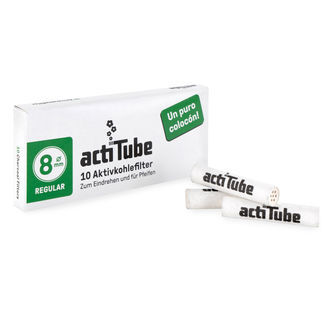 Actitube Activated Charcoal Filter