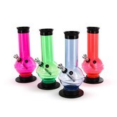 Bonga acrilica Bowl Fluorescent
