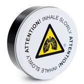 Stashbox Attention! Inhale Slowly
