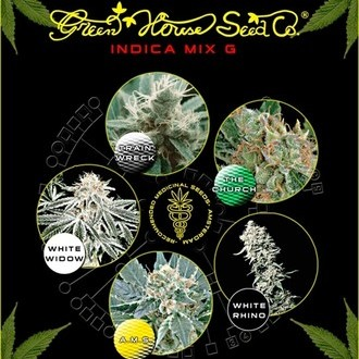 Indica Mix G (Greenhouse Seeds) feminisiert