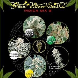 Indica Mix G (Greenhouse Seeds) feminisiert