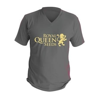 T-Shirt con logo Royal Queen Seeds