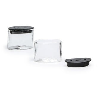 DaVinci Ascent Glass Oil Jars