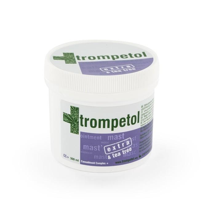 CBD Salve Extra with Tea Tree (Trompetol)