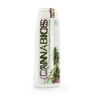 CBD Shampoo und Duschgel (Cannabios)