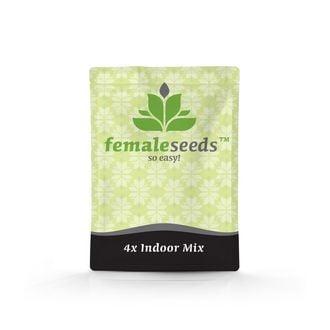 Indoor Mix (Female Seeds) feminized