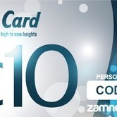 Zamnesia Gift Voucher - 10 Euro