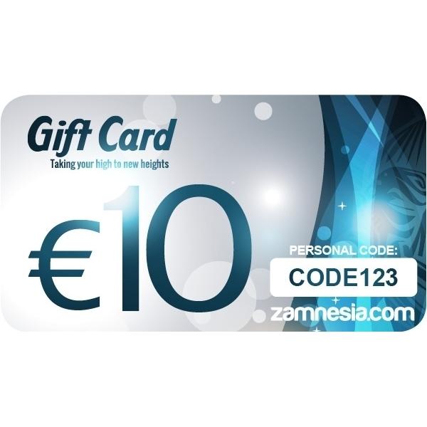 Zamnesia Gift Cards Online Smartshop