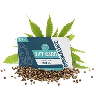 Zamnesia Gift Card - 25 euro