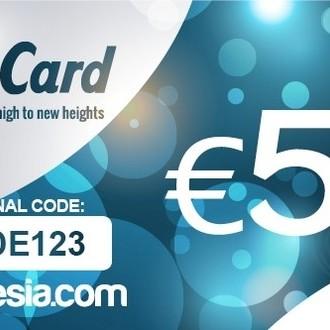 Carta Regalo Zamnesia - 50 euro