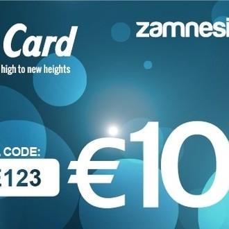 Zamnesia Geschenkgutschein - 100 Euro