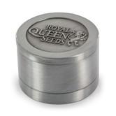 Grinder in metallo Royal Queen Seeds EDIZIONE LIMITATA (3 parti)