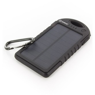 Summit Power Bank (USB/Solar Charged)