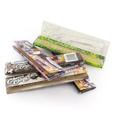 Cheech and Chong Unbleached Rolling Papers King Size