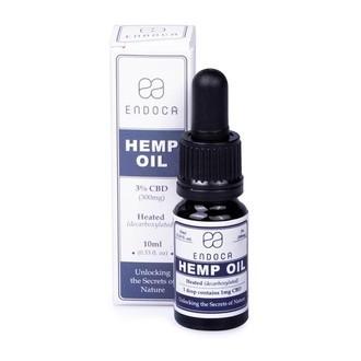 Endoca Hemp Oil 3% CBD