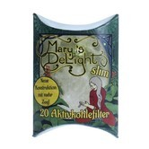 Mary's Delight slim Filter mit Aktivkohlefüllung