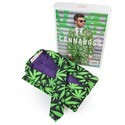 Cannaboss Anzug mit Krawatte