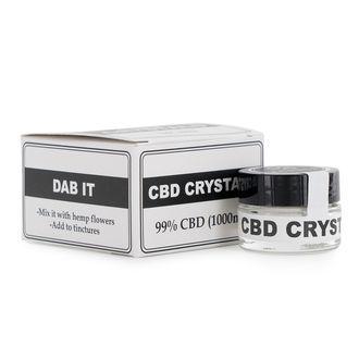 Endoca Cannabis Crystals 99% CBD