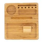 RAW Bamboo Backflip Tray (3 Parts)