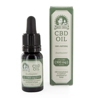 Olio di CBD 3% Sensi Seeds (10ml)