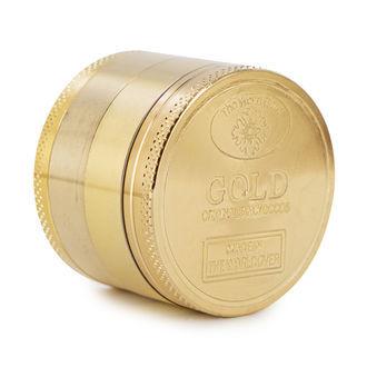 24K Gold Metall Grinder
