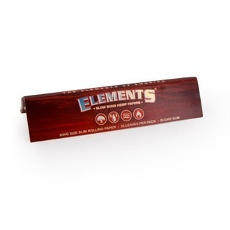 Rolling Papers Elements King Size Slim 'Slow Burn'