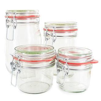 Weed Curing Jar