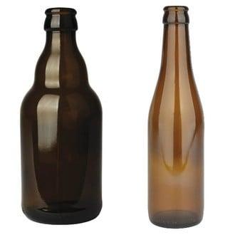 Bierflaschen aus Glas (24)