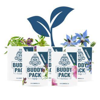 Buddy Mix Pack NÄHRSTOFFE