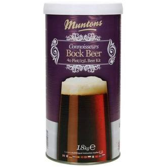 Bierset Muntons Bockbier (1,8kg)