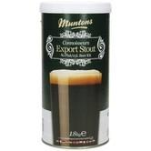 Beer Kit Muntons Export Stout (1.8kg)